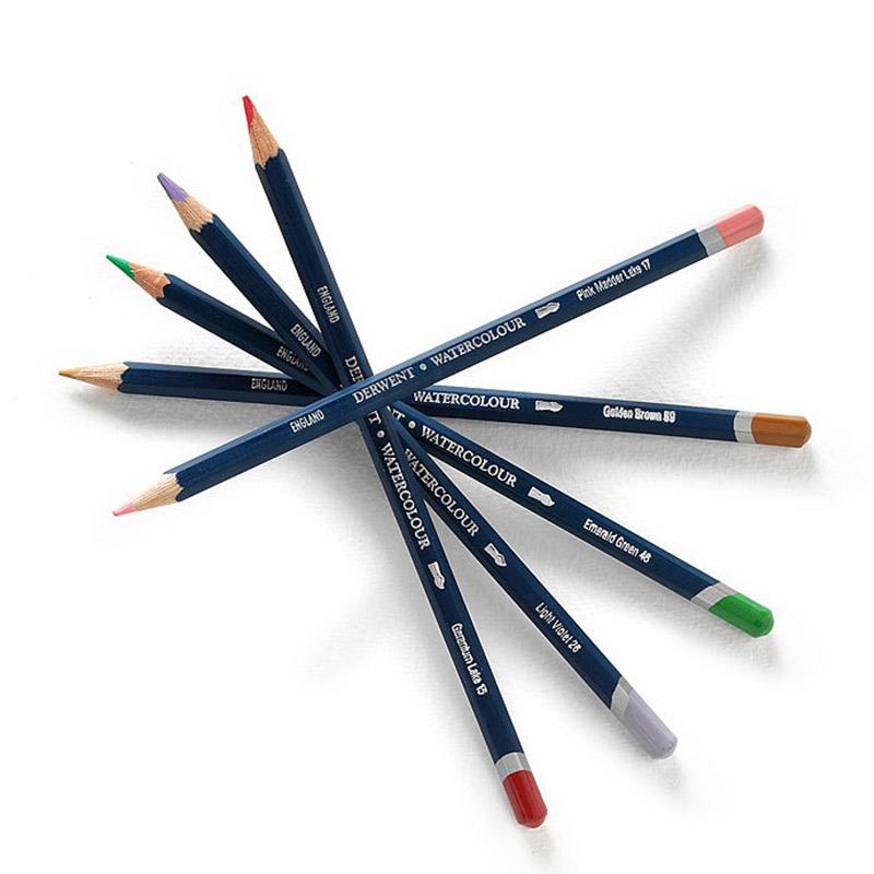 Colori e belle arti a monza matite derwent watercolour for Colorificio monza