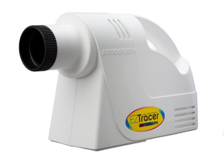 tracer proiettore  Proiettore Artograph Ez Tracer - Colorificio Manzoni