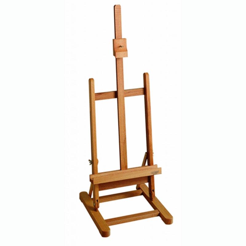 Cavalletti per pittura colorificio manzoni monza - Cavalletto da pittore da tavolo ...